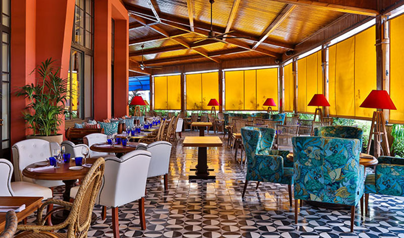 2Ciels Luxury Boutique Hotel & Spa Marrakech, restaurant